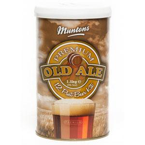 Набор Muntons Premium Old Ale 1,5 кг.